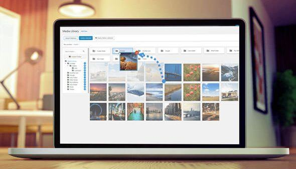 WP Media Folder: Media Manager with Folders (addons included)