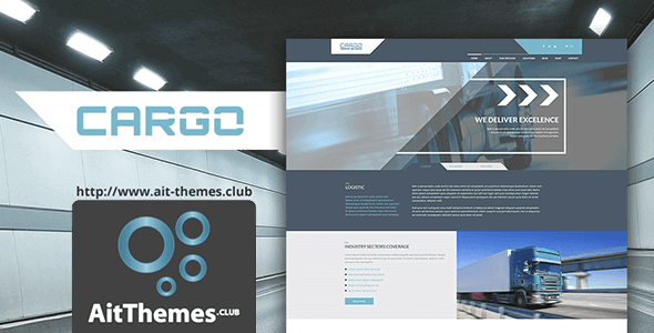 Cargo – Transport And Logistic Theme