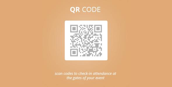 Eventon Qr Code Addon