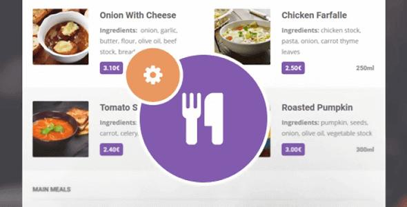 Ait Food Menu – Create Restaurant Directories