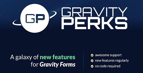 Gravity Perks – Live Preview