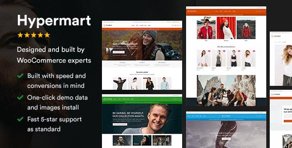 Hypermart - Fast, Conversion Optimized WooCommerce Theme