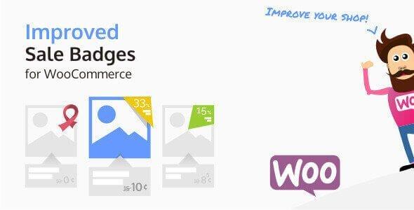 Improved Sale Badges For Woocommerce