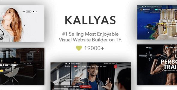 Kallyas – Responsive Multi-Purpose Wordpress Theme