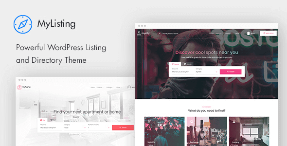 Mylisting – Directory & Listing Wordpress Theme