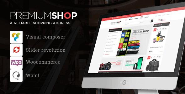 Premiumo – Woocommerce Shopping Theme