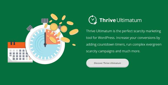 Thrive Themes Ultimatum