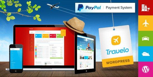 Travelo – Travel Tour Booking Wordpress Theme