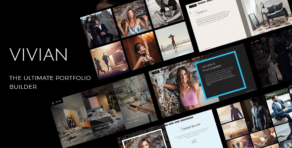Vivian – Creative Multi-Purpose Wordpress Theme
