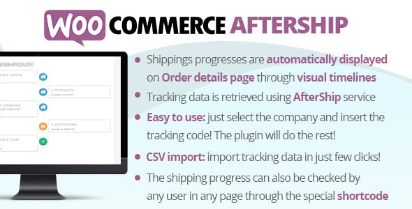 WooCommerce AfterShip