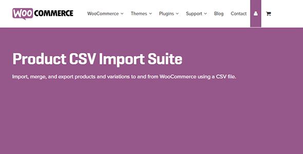 Woocommerce Product Csv Import Suite