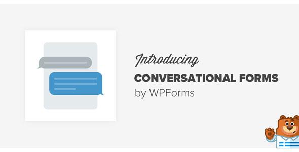WPForms – Conversational Forms Addon
